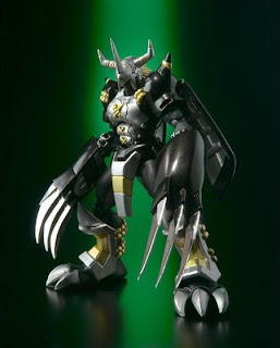 D-Arts BlackWarGreymon