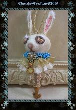White Rabbit Ornie