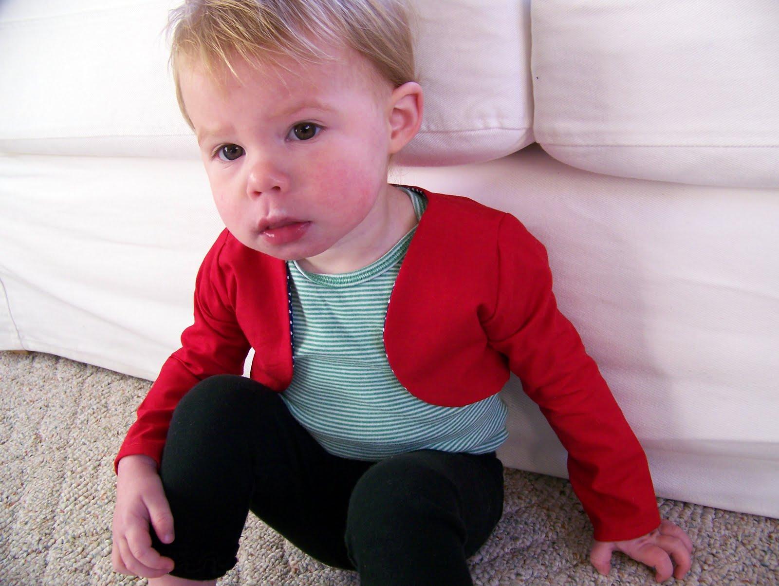 Owly Baby: FREE PATTERN: Snug Shrug Pattern and Tutorial