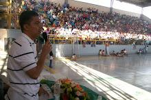Intervención del Alcalde en el Coliseo en Asamblea de Familias en Acción