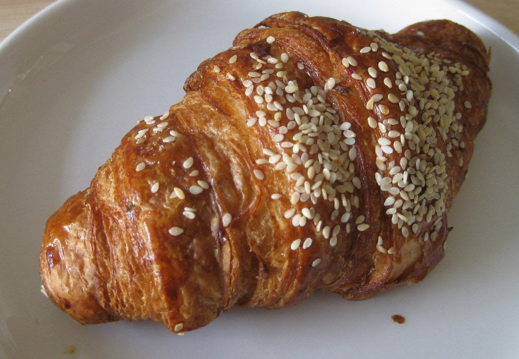 Wheaten Croissants Recipe — Dishmaps