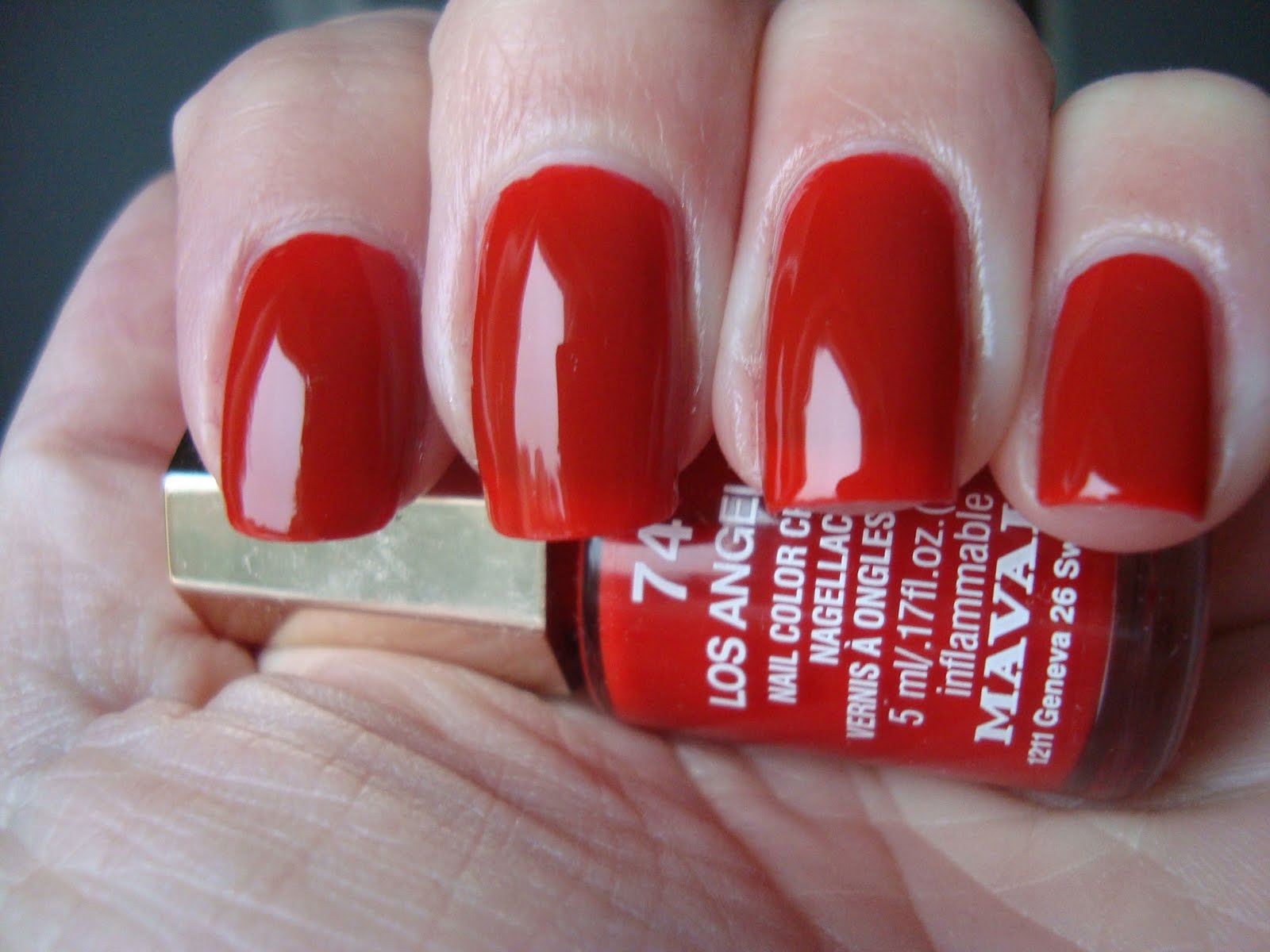 Magnificent Nail Red Polish Los Angeles Photos - Nail Art Ideas ...