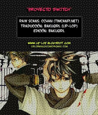 Lip Lop - Anime, Manga, Diseño y más: [SWITCH] MANGA EN ESPAÑOL