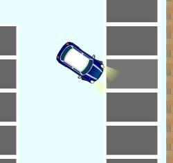 Imparare parcheggiare