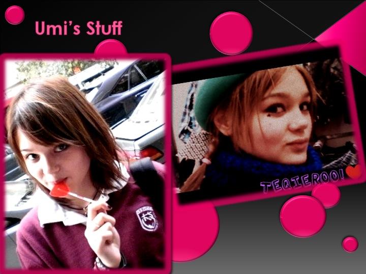 Umi's Stuff
