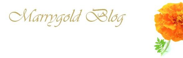MarrygoldBlog