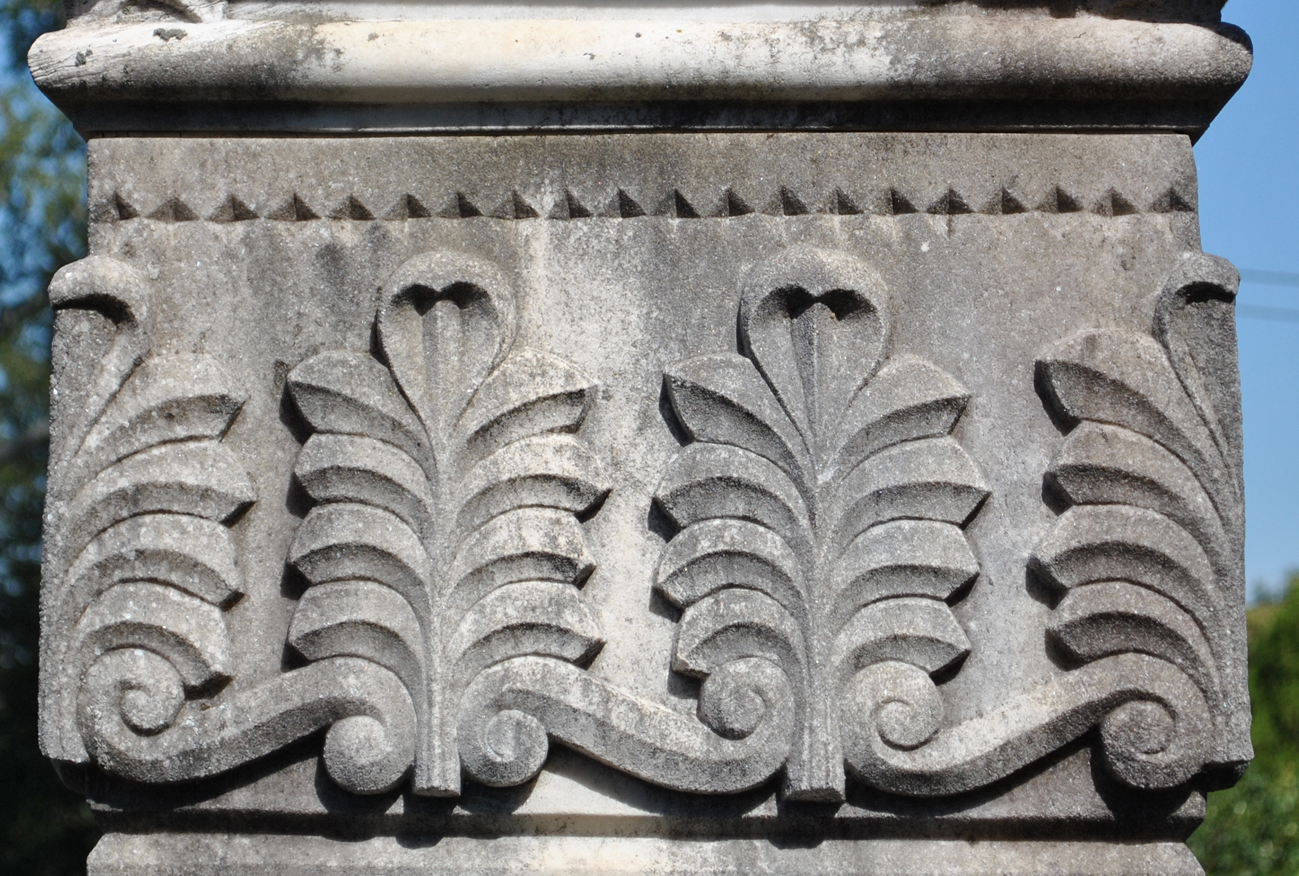 Free texture site carved stone decoration