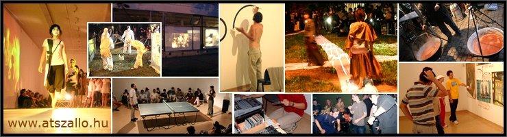 Éjszakai Átszálló | Instant kiállítás sorozat | Kortárs művészeti intézet | Dunaújváros