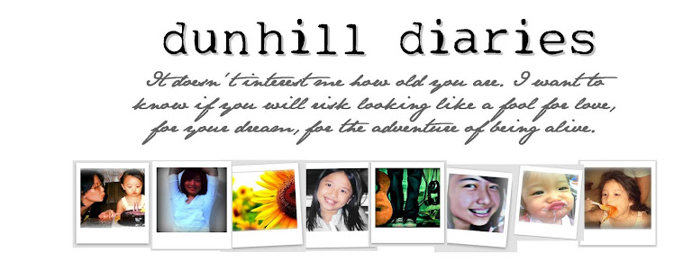 DunhillDiaries