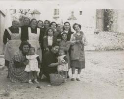 Gent de la costereta del Convent