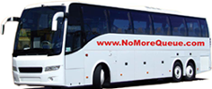 Book bus tickets online at NoMoreQueue.com