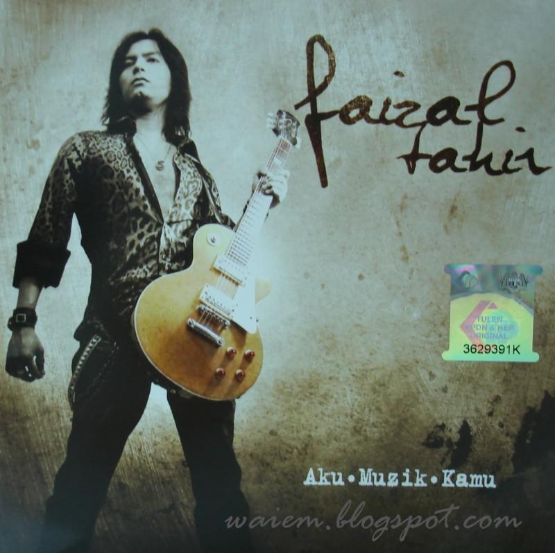 ::Album : Faizal Tahir Aku.Muzik.Kamu ::