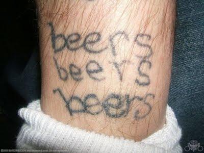 grimme tatoveringer