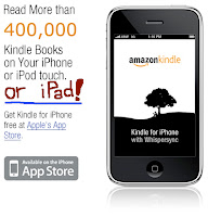Amazon Provides Official Confirmation of Coming Kindle for iPad App