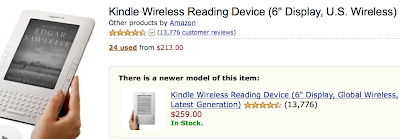 10% Off Kindle Prices on Amazon Marketplace — Are Kindle Owners Jumping Ship?