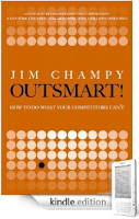 New Business Title Leads Today's Kindle Nation Daily Free Book Alert: Outsmart! How to Do What Your Competitors Can't