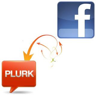 plurk facebook