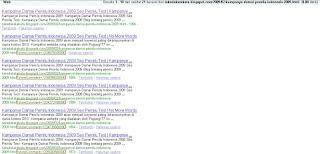 duplicate contents halaman komentar blogspot