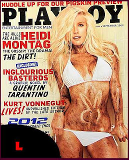 Heidi Pratt Picture Playboy Cover