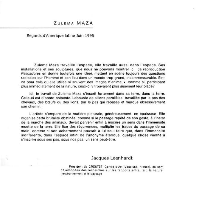 Texto Jacques Leenhardt