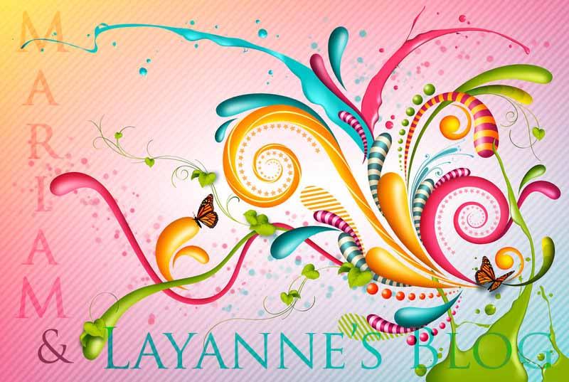 Mariam & Layanne's Blog
