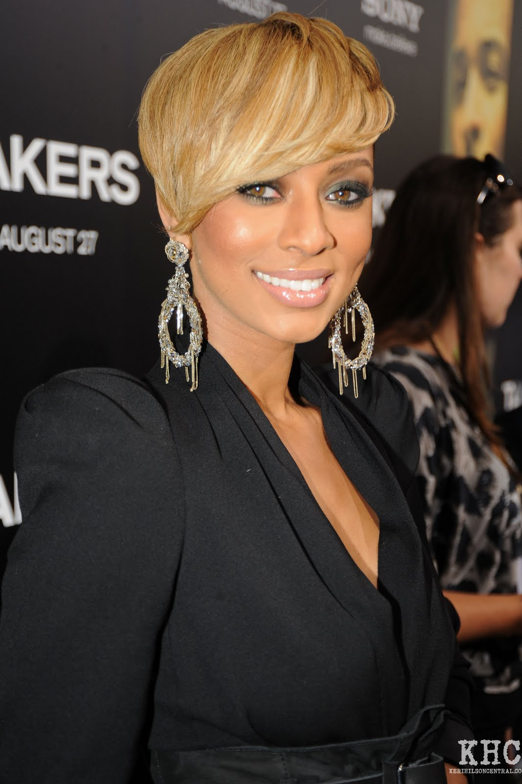 Keri Hilson Look Fancy Keri Was At Takers Premiere