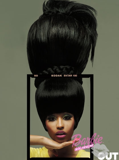nicki minaj fashion 2010. NICKI MINAJ ON GL WOOD