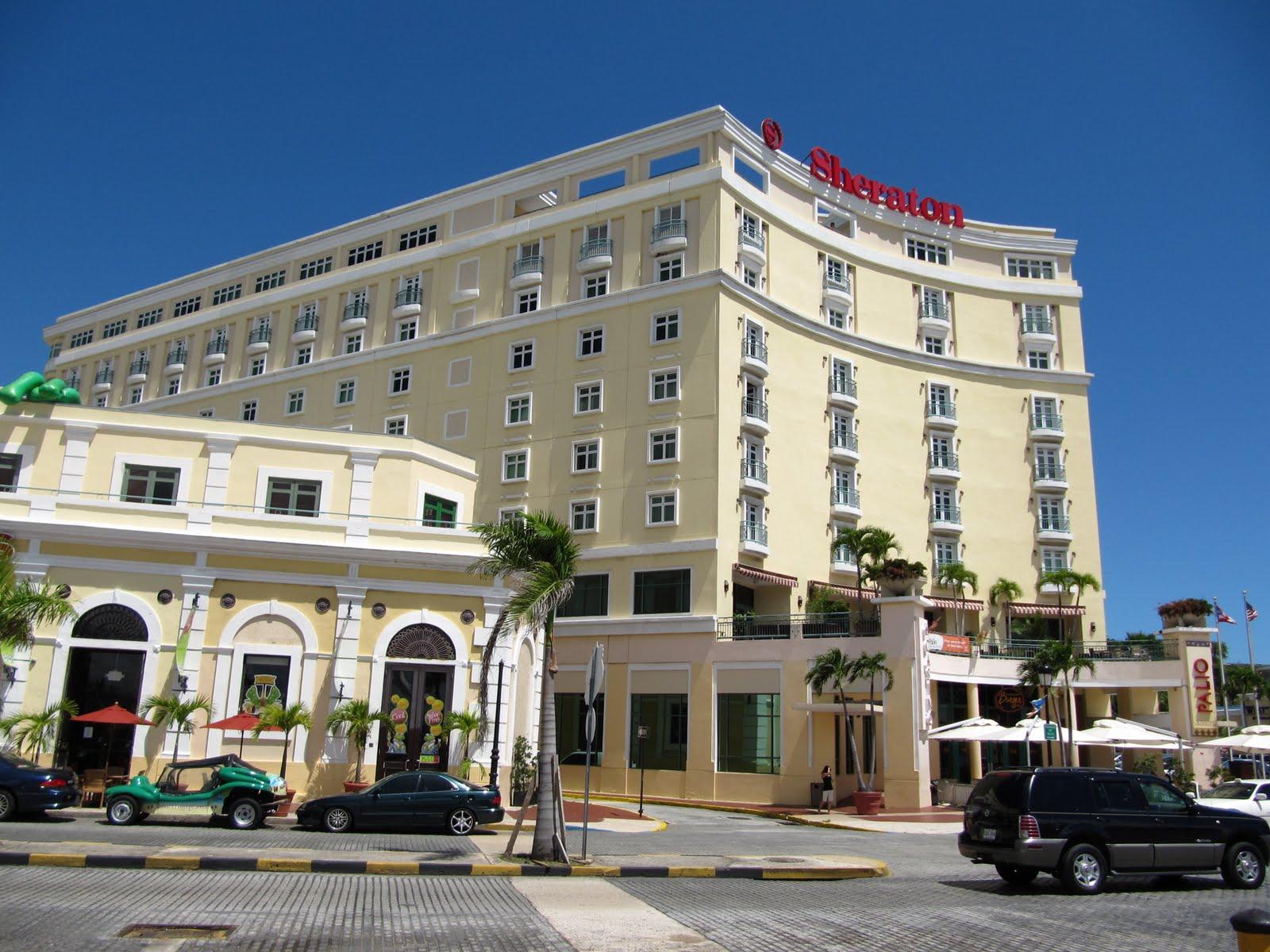 Casino in old san juan puerto rico