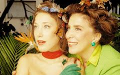 Anita Pauls y Mirtha Busneli