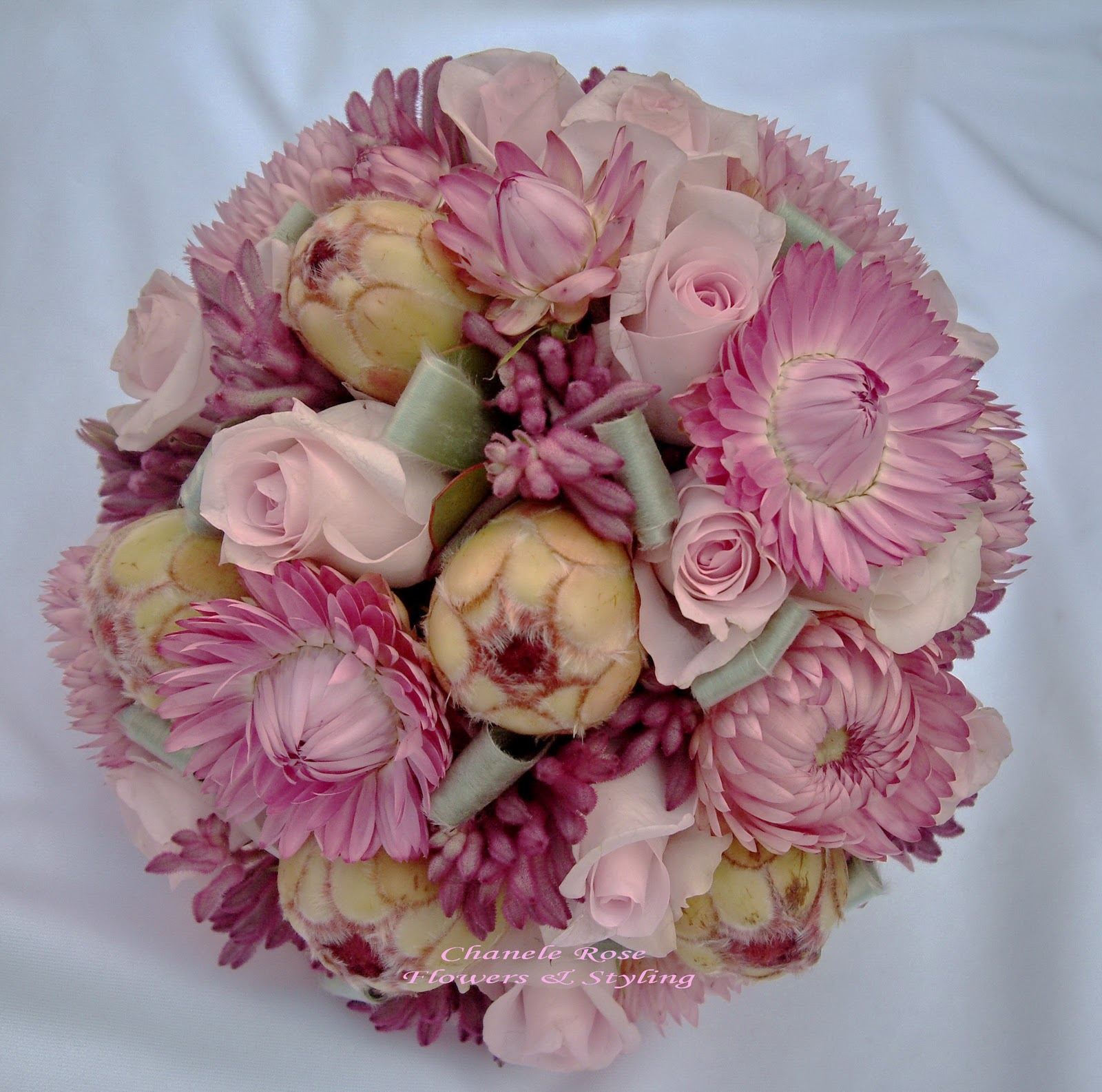 Pastel wedding bouquet by chanele rose flowers - Chanele Rose Flowers Blog Sydney Wedding Stylist
