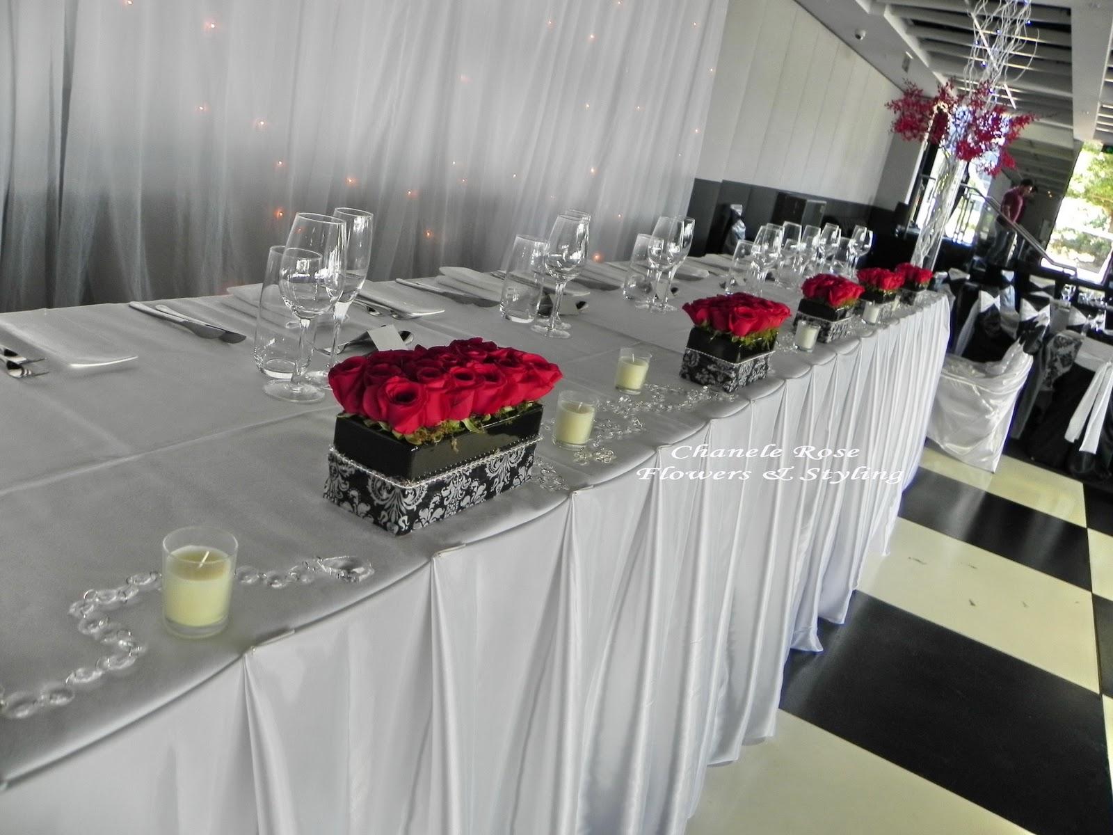 Chanele Rose Flowers Blog Sydney Wedding Stylist Florist Damask