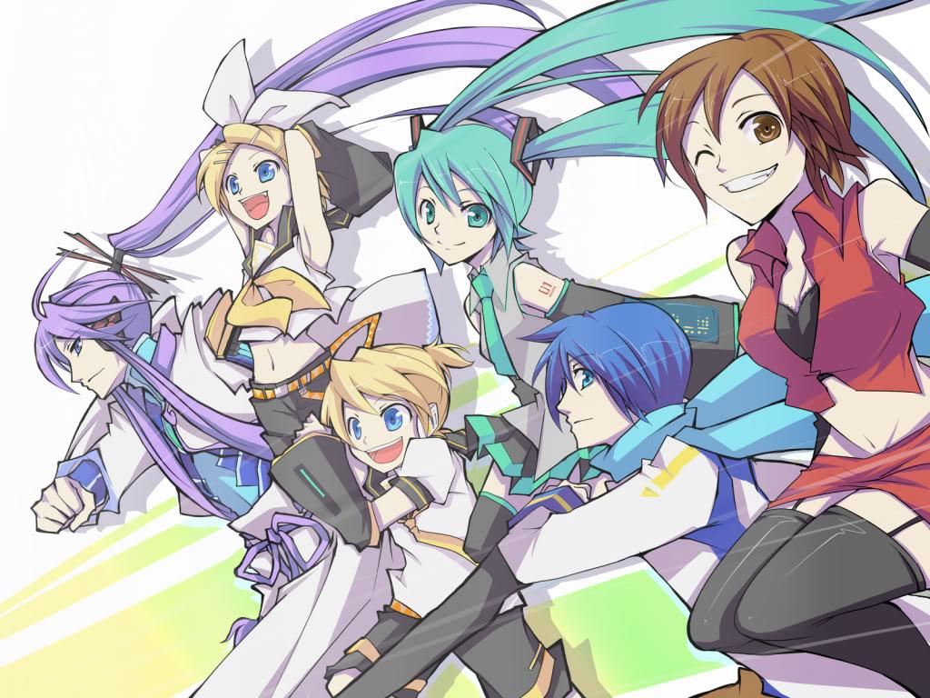 Imagenes de Vocaloid Vocaloid-40