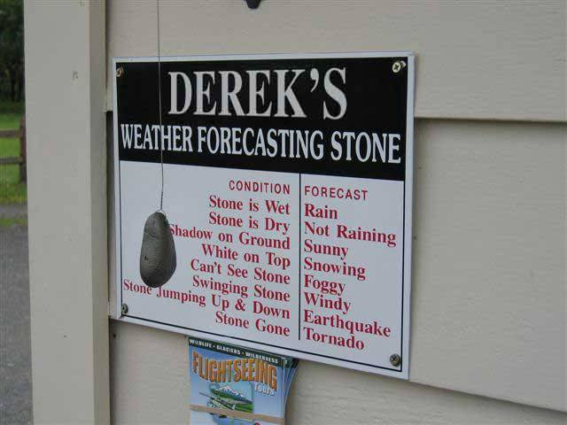 how to make a weather rock
