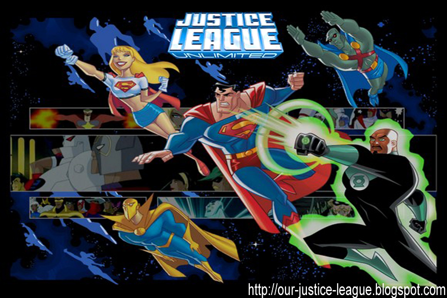 DC Animation Justice-League-Unlimited