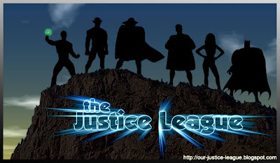 JLA Movie Poster