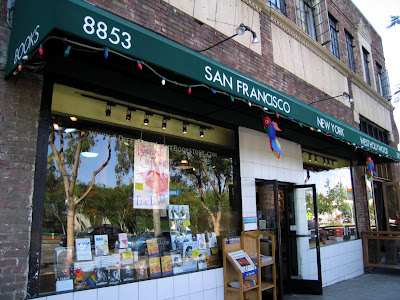 More sad news from the world of gay bookstores. Just two weeks after the ...