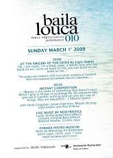1 maart 2009: Baila Louca V, Dans Improvisatie