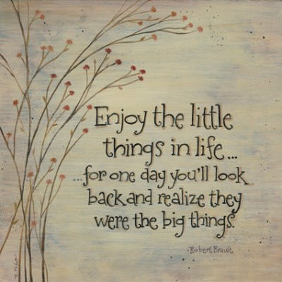 Small Life Quote Delectable Small Life Quotes