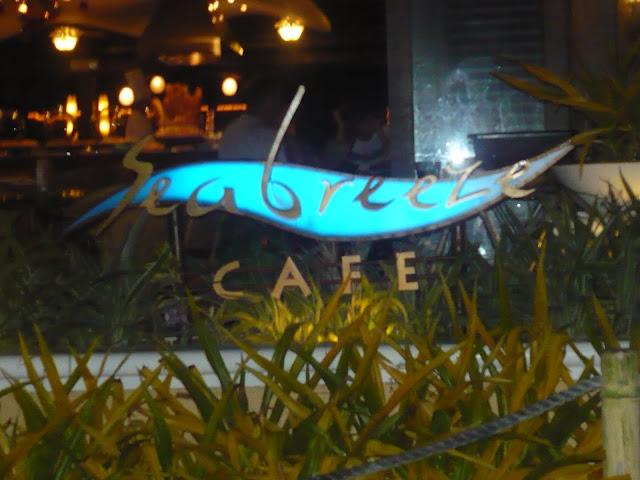 Sea Breeze Cafe Myrtle Beach Menu