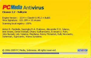 New PCMAVE, PCMEDIA TERBARU, UPDATE ANTI VIRUS TERBARU, FREE ANTI VIRUS