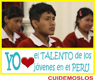 CUIDEMOS LOS JOVENES EN EL PERU