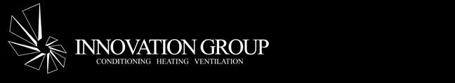 INNOVATION GROUP- кондиционирование, отопление, вентиляция.