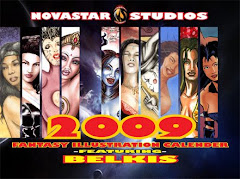 NovaStar Studios Fantasy Illustrated Calendar