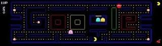 Google PacMan juego de PacMan online jugar PacMan de Google