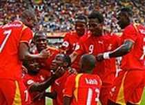 Goles de Ghana a Estados Unidos Ghana 2 Estados Unidos 1