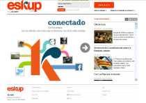 Eskup red social de información