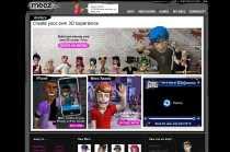 Crear avatar 3d online Meez