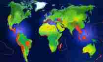 10 países mas grandes del mundo
