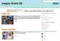 Juegos 3d online JuegosGratis3d