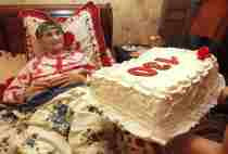 La mujer mas vieja del mundo mujer de 130 años